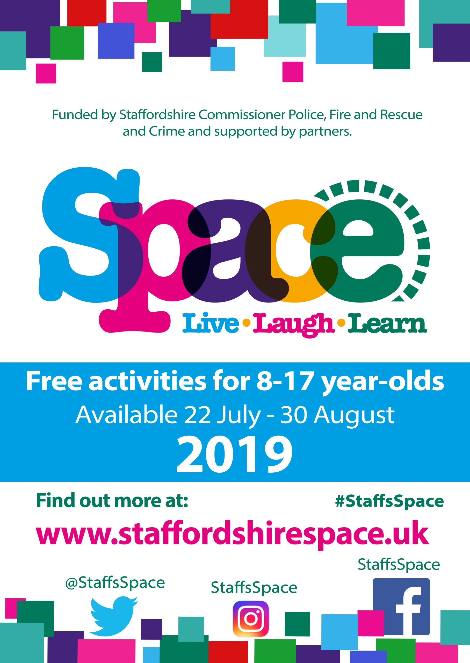 Staffordshire Police Space